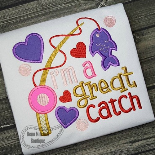 I'm a great catch