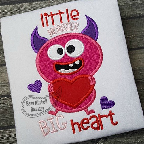 Little Monster Big Heart