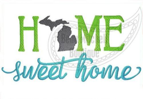 Home Sweet Home Michigan