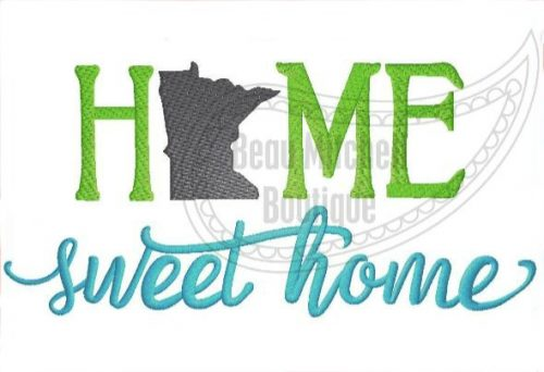 Home Sweet Home Minnesota