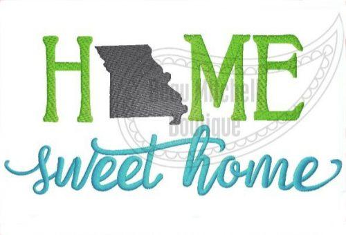 Home Sweet Home Missouri