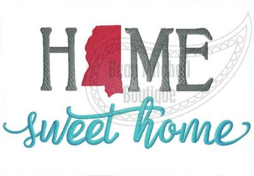Home Sweet Home Mississippi