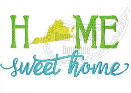 Home Sweet Home Virginia