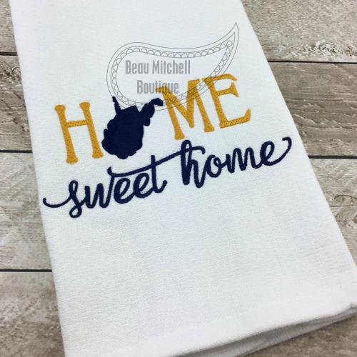 Home Sweet Home West Virginia