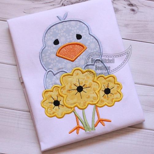 Birdie flowers
