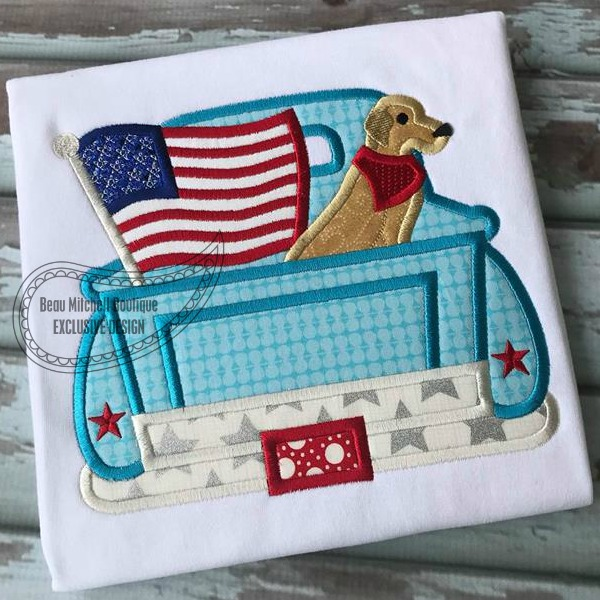Freedom Dog Truck
