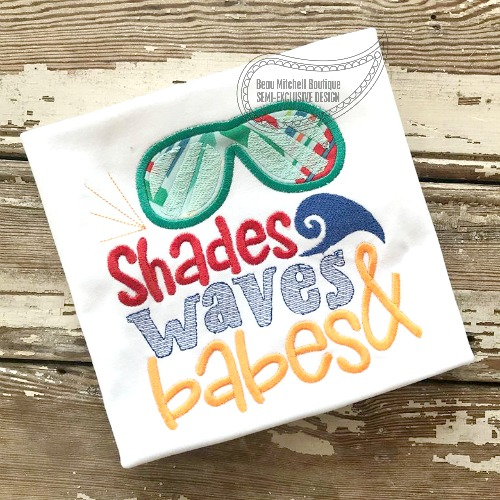 Shades waves & babes