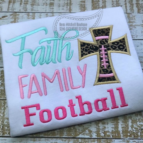 Faith Family & Football