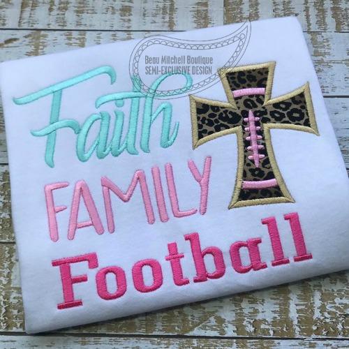 Faith Family & Football