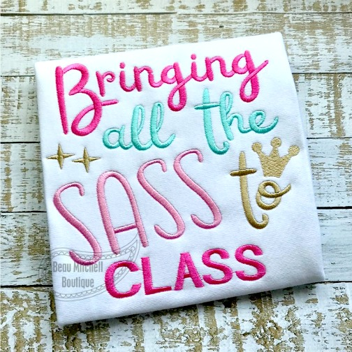 Bringing all the SASS to class