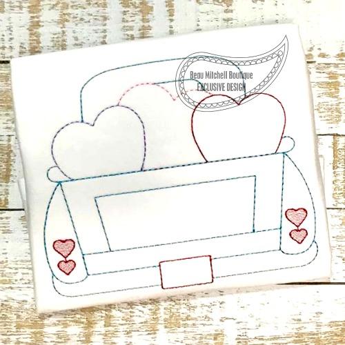 Valentine Truck- bean style